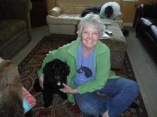 Diane McG and Sadie