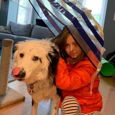 Sherri & Brody with granddaughter Zeliie